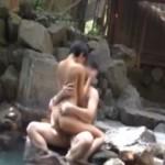 初対面の男女が混浴したらエッチまでいくのか否か…?