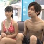 本澤朋美:マジックミラー号で今日初めて会った素人巨根くんとセクロス