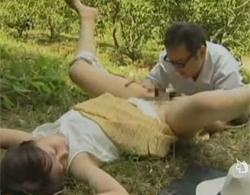 ヘンリー塚本里中亜矢子:昭和のセクロスはどうにも青姦露出になりますなw