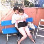 新山らん:物凄いデカさの爆乳を持つ若妻の青姦露出&3P乱交セクロスな盛りだくさん動画!
