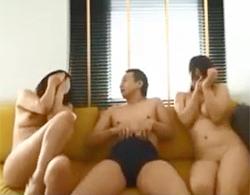 素人人妻ナンパでムッチムチなママ友二人が初めての3P輪姦してのまさかの中出しまでしとる一部始終w