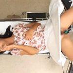 かわいい若妻さんが産婦人科で鬼畜医師に生ハメ中出しで寝取られ診察されとる一部始終を盗撮!
