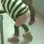 コラコラ、普通に階段の踊り場でお尻ペロンして立ちバックが監視カメラに写ってたんで流出w